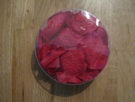 rozenblaadjes zijde deco 60-75 stk rood
