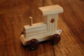 houten trein prijs per stuk