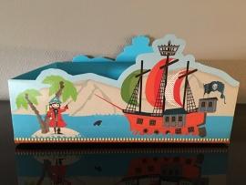 uitdeeldoos presentatiedoos piraat prijs per stuk