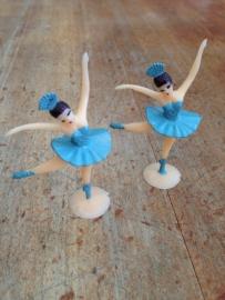 ballerina turquoise prijs per stuk