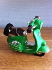 scooter groot model kleur groen