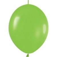 linkoloon ballonnen 100 st lime groen