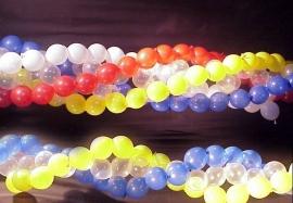 linkoloon ballonnen 10 stuks gemengt