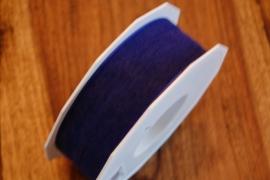 lint donker blauw per rol