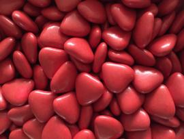 De Bock hartjes groot  rood 250 gram