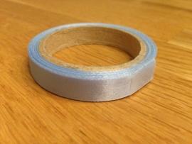 lint stof kleur blauw 3.95 cm per rolletje