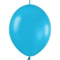 linkoloon ballonnen 10 stuks licht blauw