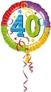 ballon  40 gekleurd