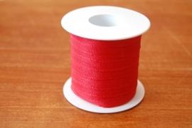 lint stof 20 mtr rood per rol