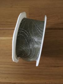 rol op lint taupe  5 meter x 30 mm