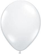 ballon diamond clear 40 cm (doorzichtig)