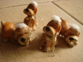 hondjes pup div soorten 108 stuks