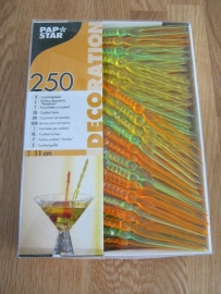 cocktailvorkjes 250 stuks