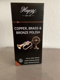 Hagerty Copper  brass & bronze polish