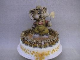 olifant taart