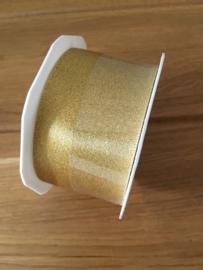 lint op rol col 51 gold 2.5 meter x 38 mm