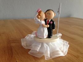 bruidskoppel fotoknijper type a