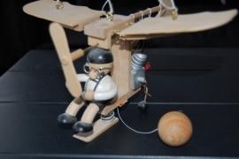 houten hang mobiel