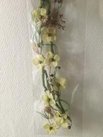 bloemenslinger decoratief 1.5 meter kleur groen