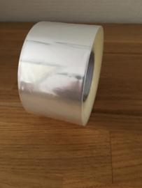 rol lint plastic doorzichtig 43 mm 100 meter