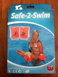 zwembandjes set