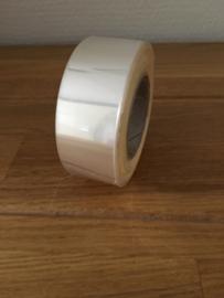 rol lint plastic doorzichtig 26 mm 100 meter