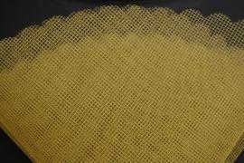 tule donker geel 10 st