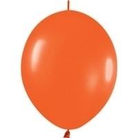 linkoloon ballonnen 100 stuks oranje