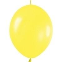 linkoloon ballonnen 100 st geel