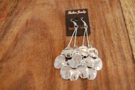oorbellen silverlook c