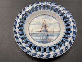 "Royal Makkum Plate ""Landscape""  Model 2"