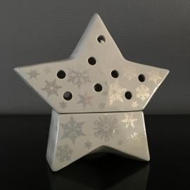 Villeroy & Boch Modern Kerst Ster Theelichthouder