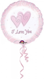 ballon 1 love you