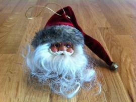 kerstfiguur met ophanghaakje