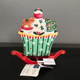villeroy & boch winter bakery cupcake