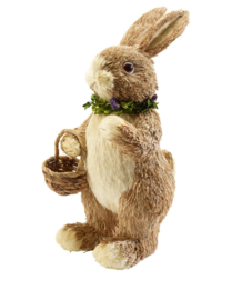Villeroy & Boch  Easter 2018 Rabbit with Basket Large 38cm