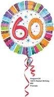 ballon  60 gekleurd