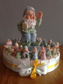 kabouter taart