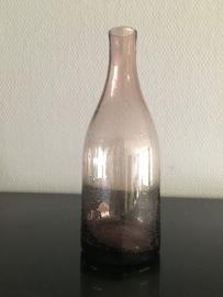 Villeroy & Boch vaas glass bottle S