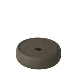 Blomus Opbergbox / zeepschaal SONO kleur Tarmac