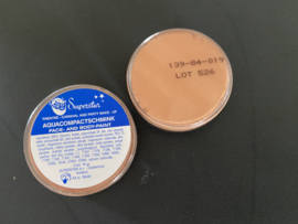 aqua compact schmink face en body paint huidskleur