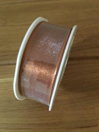 lint op rol metallic sine 2 meter x 25 mm