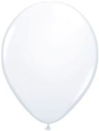 standaard ballonnen doorzichtig transparant 5 stuks