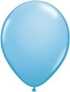 ballon licht blauw 40 cm