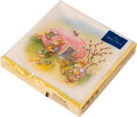 Villeroy & Boch Servetten 33x33 cm  Spring Fantasy
