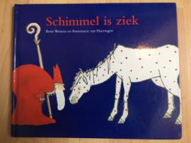 Boek Schimmel is ziek