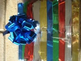 Trekstrik in kleur aantal 5 stuks gemengd groter model