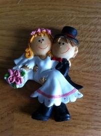 huwelijk stel magneet c