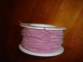 lint roze draad per meter