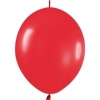 linkoloon ballonnen 10 stuks rood